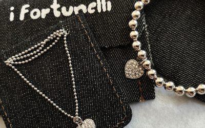 I Fortunelli | gioielli portafortuna in argento tutti da indossare