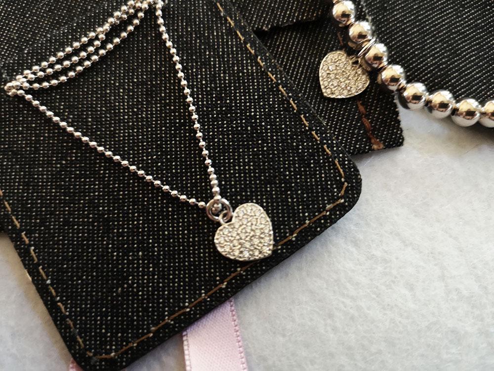 I Fortunelli gioielli in argento