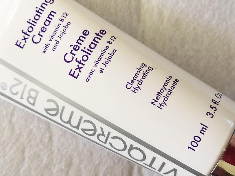 VitaCreme B12 Crema Esfoliante | Recensione, opinioni