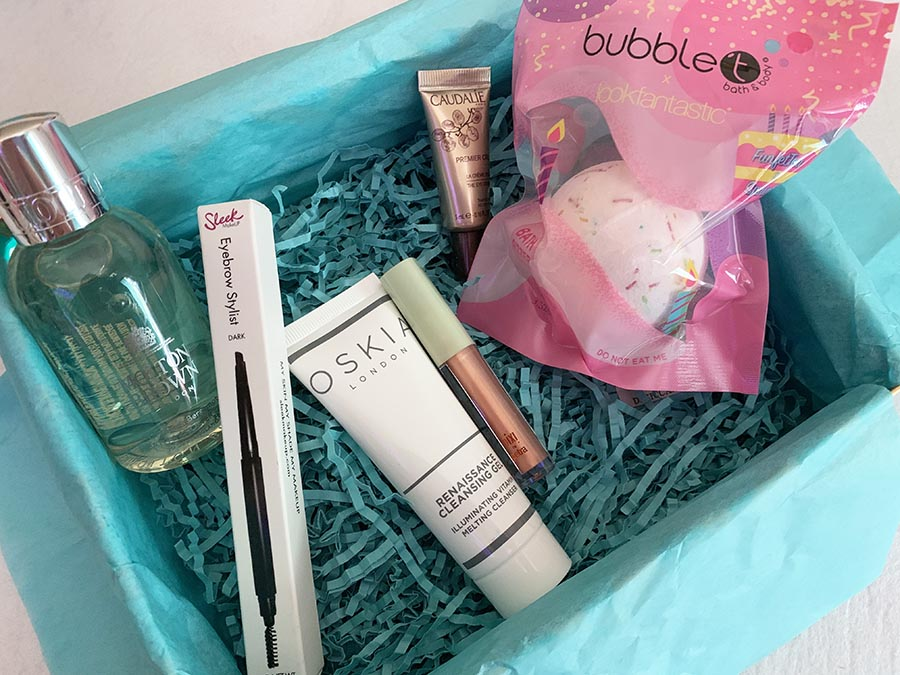 Spoiler Lookfantastic Beauty Box Settembre