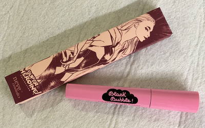 Neve Cosmetics Black Bubble Natural Mascara e SuperHeroine Collection: recensione, opinioni