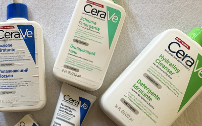 CeraVe: trattamenti skincare alle ceramidi essenziali