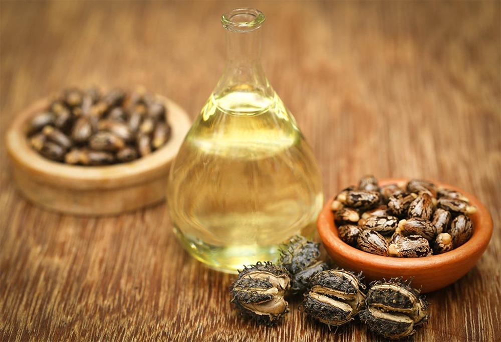 Benefici olio di ricino