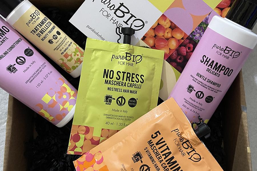 PuroBIO For Hair: prodotti bio per la cura dei capelli