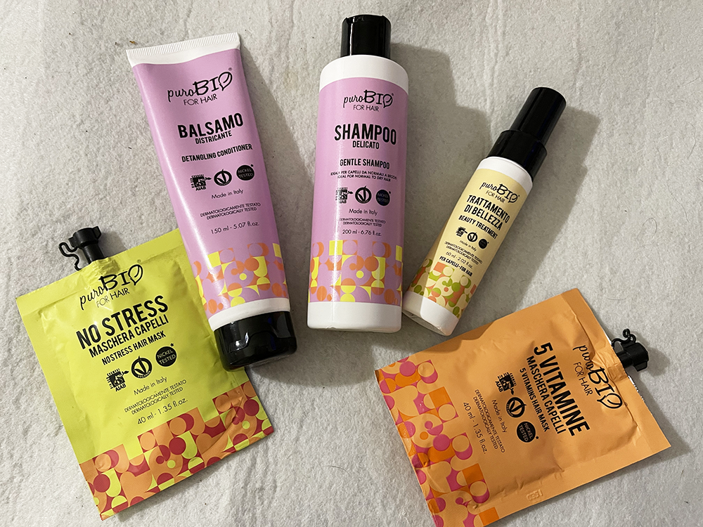 PuroBIO For Hair Referenze haircare