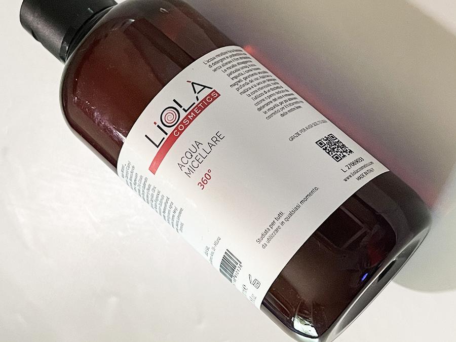 Liolà Cosmetics Acqua micellare