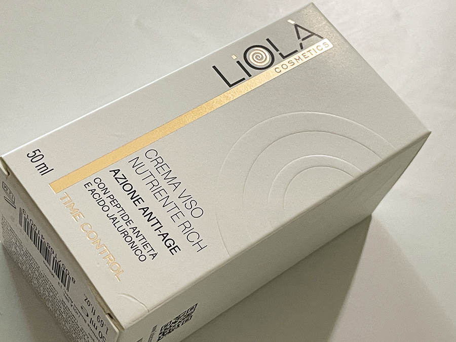 Crema viso Liolà Cosmetics Nutriente Rich