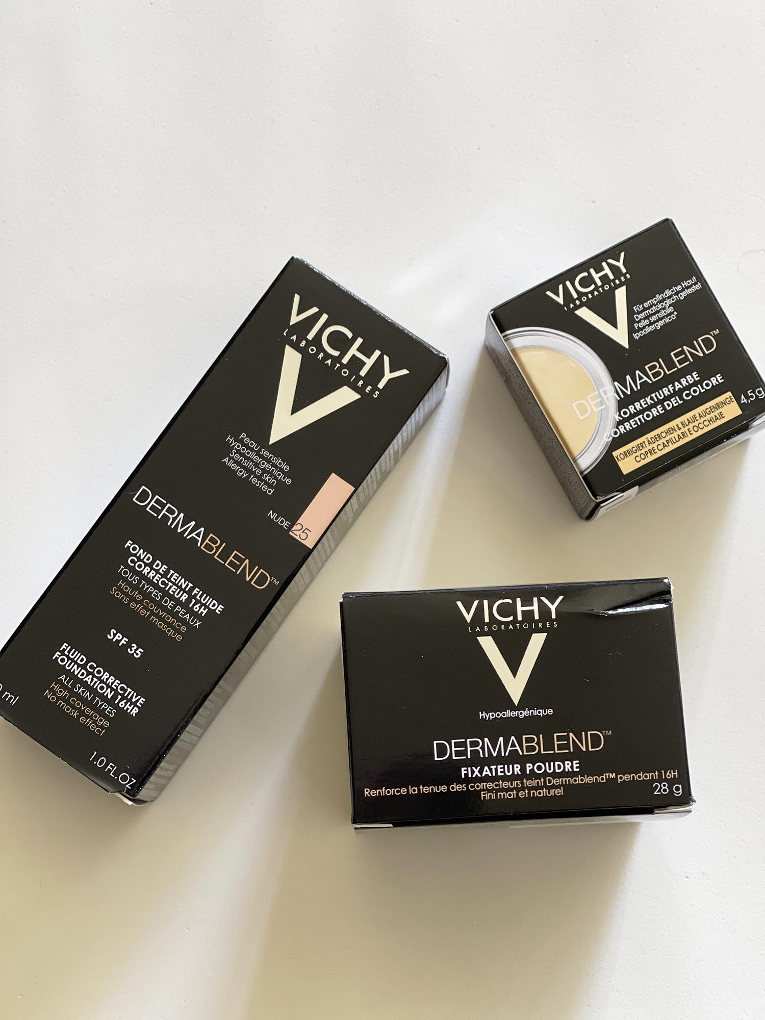 Dermablend Vichy prodotti makeup