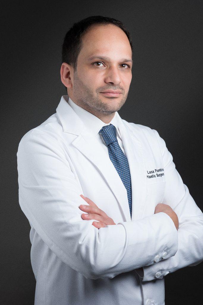 Dott. Luca Piombino, specialista in chirurgia plastica, ricostruttiva ed estetica