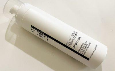 Liolà Cosmetics Crema corpo energizzante Sport Line Recensione, opinioni, prezzo