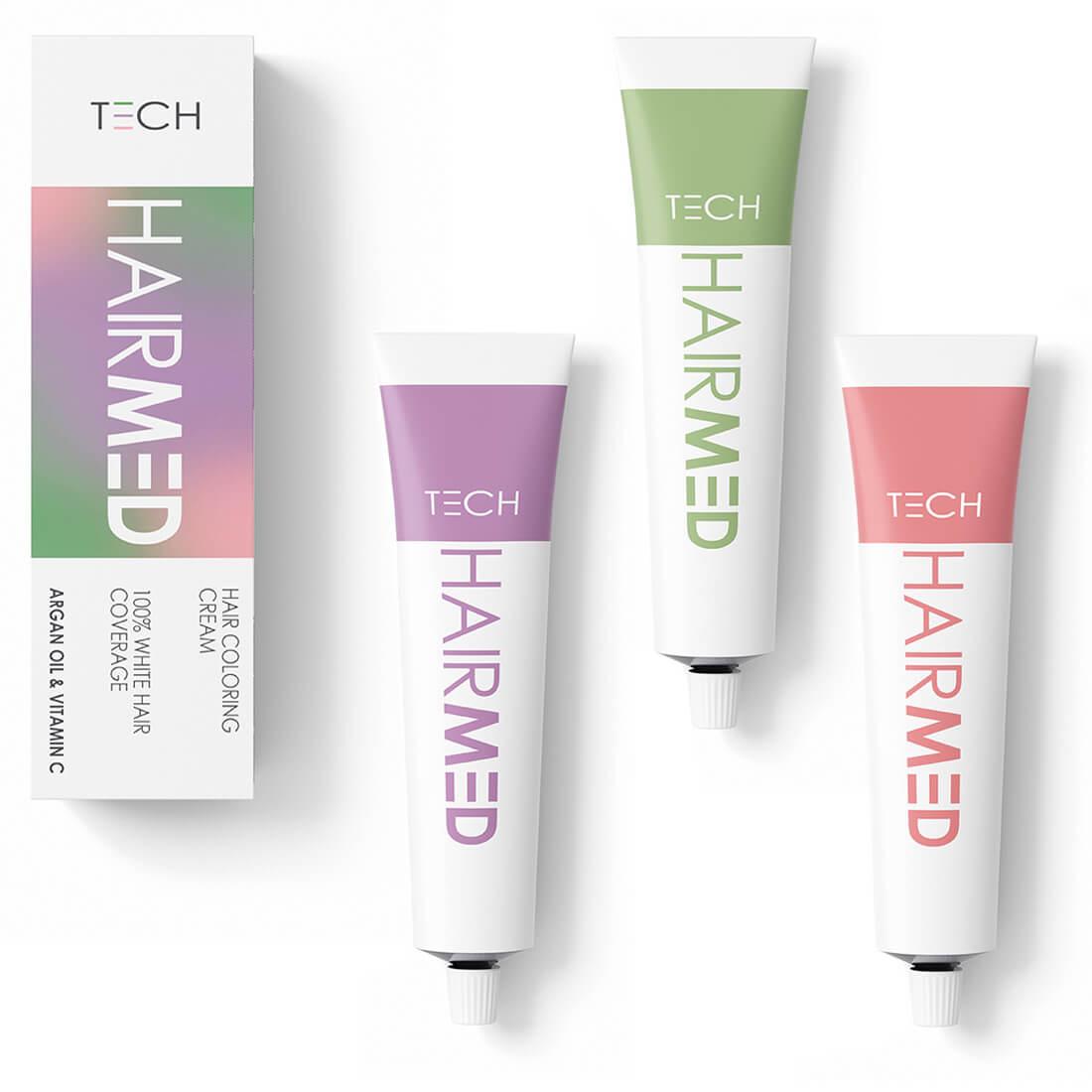Hairmed Tech colorazione capelli