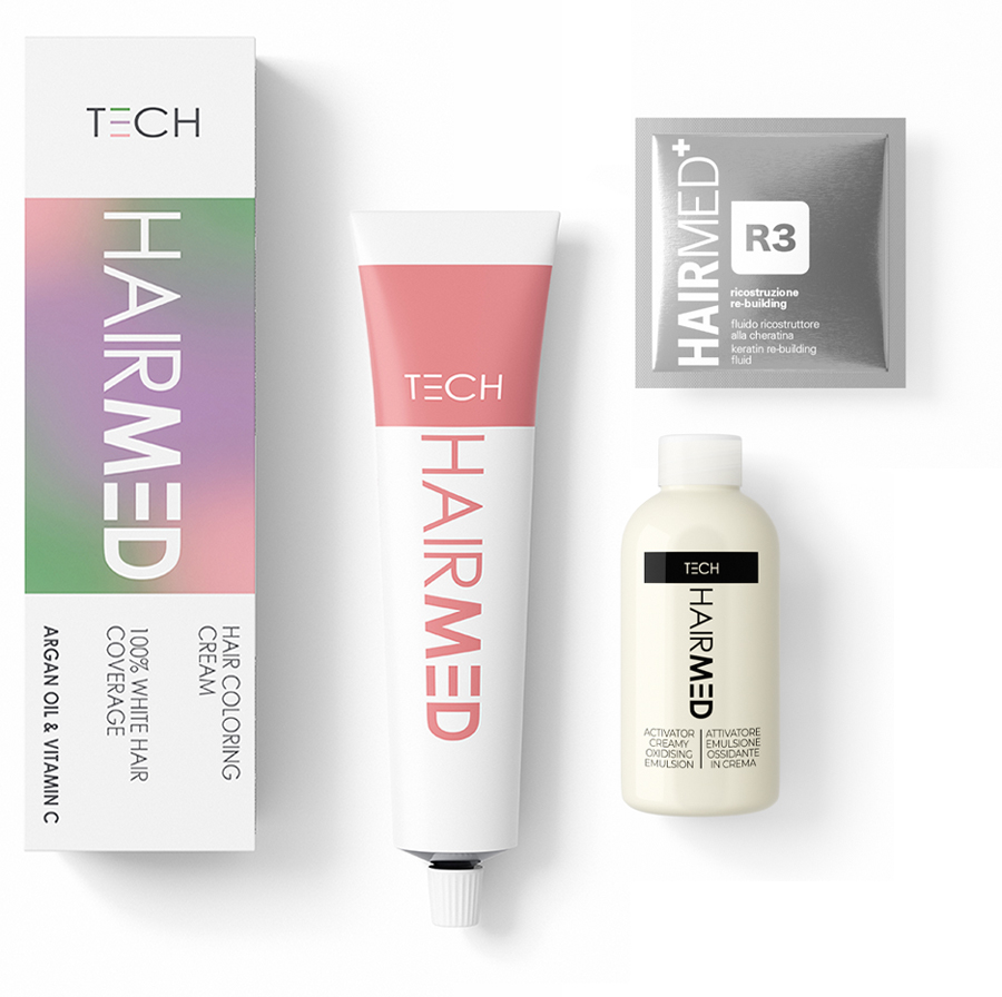 Hairmed Perfect Color Kit