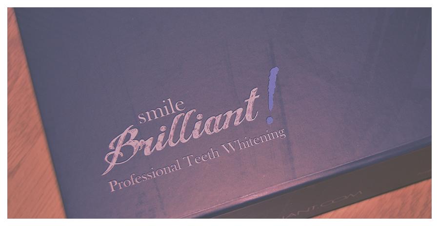 PREVIEW: SMILE BRILLIANT – Trattamento dentale sbiancante