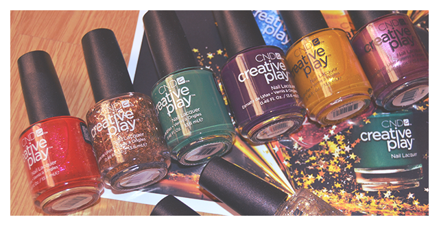PREVIEW: Creative Play™ Nail Laquer – CND™Shellac