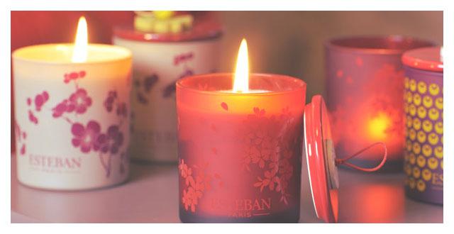 PILLOLE: Le mie candele profumate e decorative