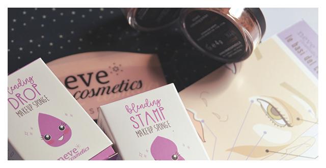 PREVIEW: Blending Drop e Blending Stamp – Neve Cosmetics