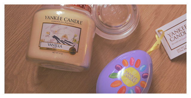 CollabHAUL: Yankee Candle Easter Edition